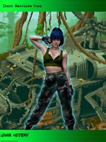 Leona Heidern by The-Red-Jack03