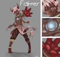 Fighter by poringrenger
