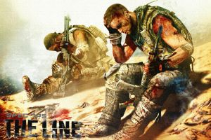 Spec Ops: The Line HD 1080p Wallpaper #3 by lilgamerboy14