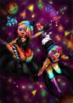 carnival! circus twins AT OC by NENEBUBBLEELOVER