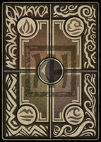 Elemental Playing Card by icekatze