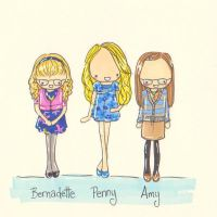 Big Bang Girls by Pinkie-Perfect
