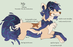 Nile Water Dog (MYO APPROVED) by Kainaa