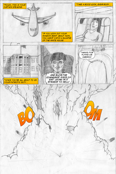 Remus Page 1 Draft Lettered by FrustratedRocka