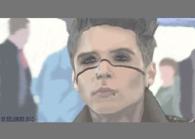 Andy BVB by HellOrian