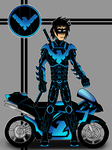 Nightwing by Flash-of-Lingt