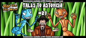 AT4W: Tales to Astonish no.27 by MTC-Studio