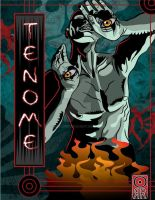 Tenome by jonorr