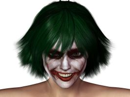 Joker tg Face by InfinitySign