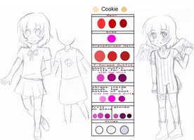Official Cookie Kogami Ref by KisakaToriama