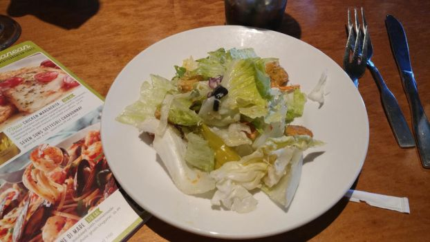 Olive Garden House Salad by BigMac1212