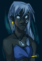 Kida by pai-draws