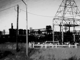 Industrial Wonderland by TheFourthAce