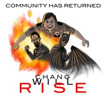 Panel Nine: Chang Rises by BRENDANSULEIMAN