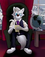 Dr. Wolf by BrownWolfFM