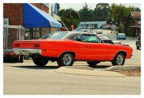 1970 Roadrunner by TheMan268