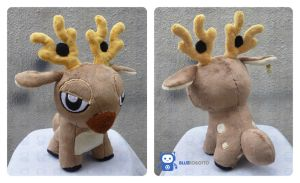 Stantler by BlueRobotto