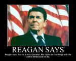 Reagan Says... by Balddog4
