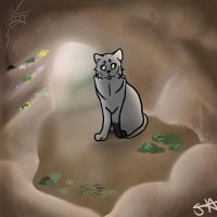 Honorpaw- Leaves and Berries and Petals by TheFallenWhisper