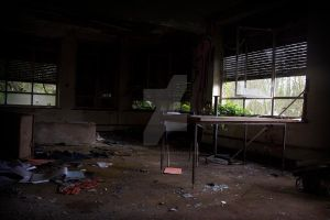 Abandoned office by Limaradragon