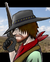 Red Dead Rejection by Kiwii3364