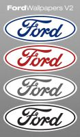 Ford Wallpaper V2 by Mitch-94