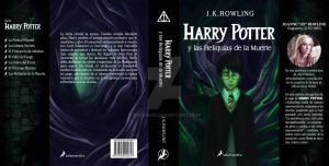 HarryPotter _BookReDesign_UNOFFICIAL by PatPaige