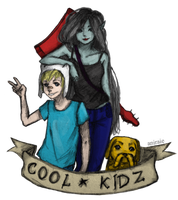 Cool Kidz by aniraie