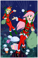 The Seeds of Christmas - Colored by phallen1