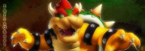 Bowser by InfraGhost