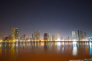 Smile You Are In Sharjah 2 by izaabi