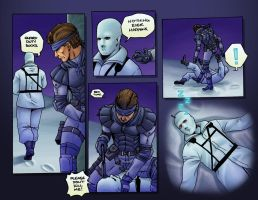 Nap Time - A MGS Fan Comic by suldae