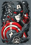 CAPTAIN AMERICA by ruados