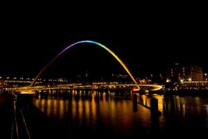 Down by the Tyne by AngiWallace