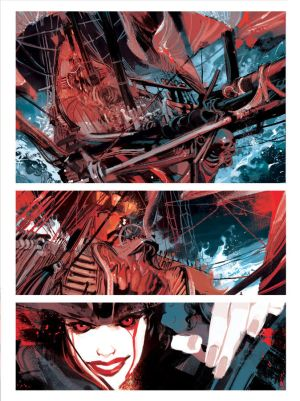Dylan Dog MATER DOLOROSA page 13 by GigiCave