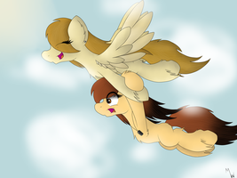 ./Ponyfication\. Fly togheter by MusicalWings9