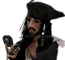 Captain Jack by Irise