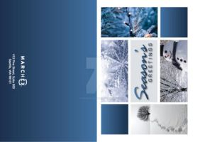 Corporate Greeting Card by JWDesignCenter