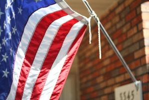 Flag on the Fourth by dharris001