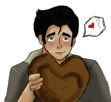 Bolin: I made this. by beccaecka