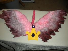 Princess Cadence Cosplay Accessories by Seras-Loves-Master