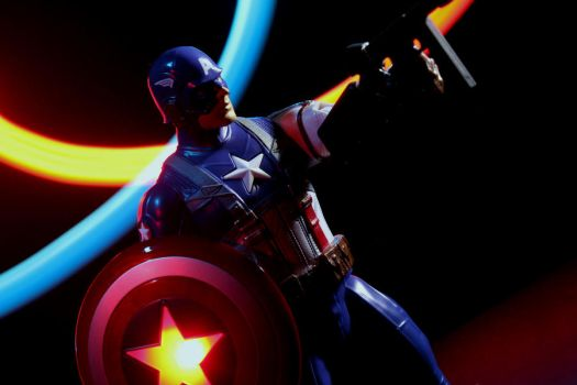 Captain America by CJJohn