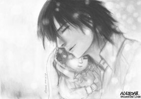Father and Child [16.0727] by alexoah
