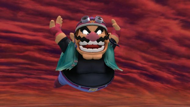 Wario:  Inflated Buffoon by AdmiralPit