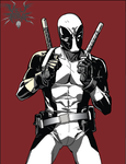 Deadpool by villithorne