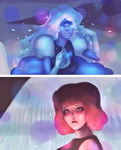 The answer is love - Steven Universe - by KiraiRei