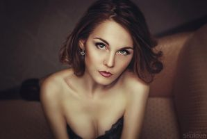 Deep Eyes by LienSkullova