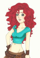 Modern Merida by chelleface90