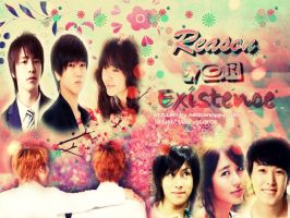 Reason for Existence poster by tearystar08