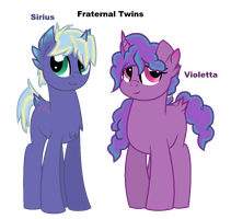 Silvy's kids by DraconianQueen